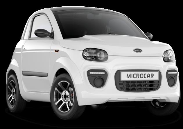 Microcar Dué Plus