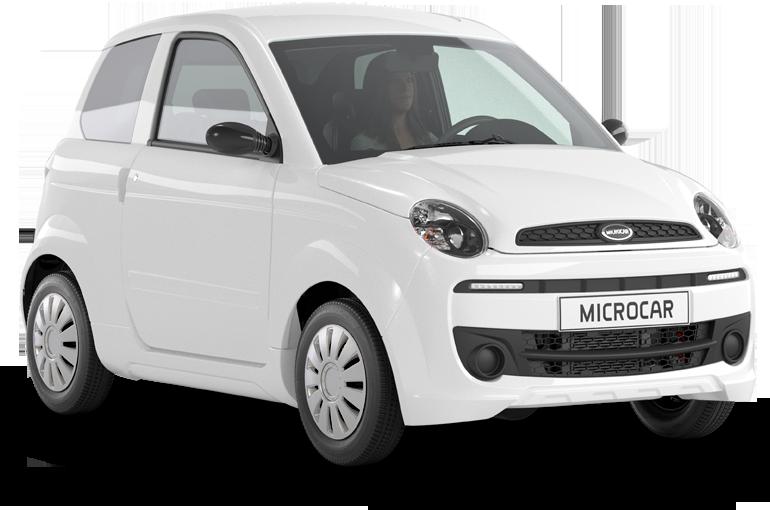 Microcar M.Go 5 Initial