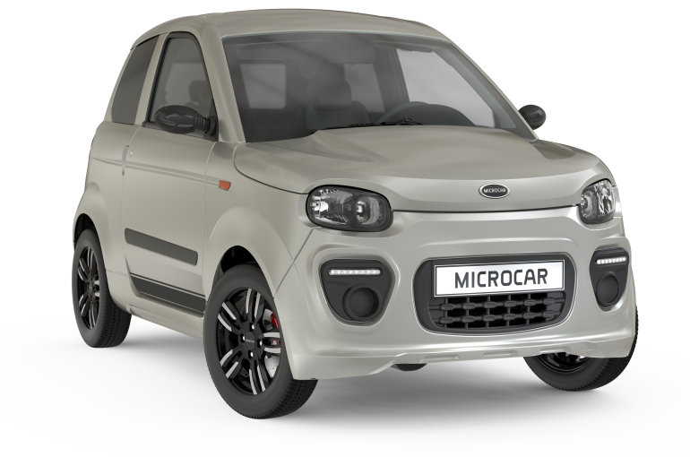Microcar M.GO 6 Plus DCI