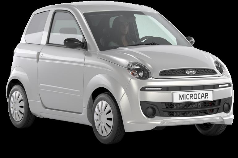 Microcar M.GO 5 Dynamic Progress
