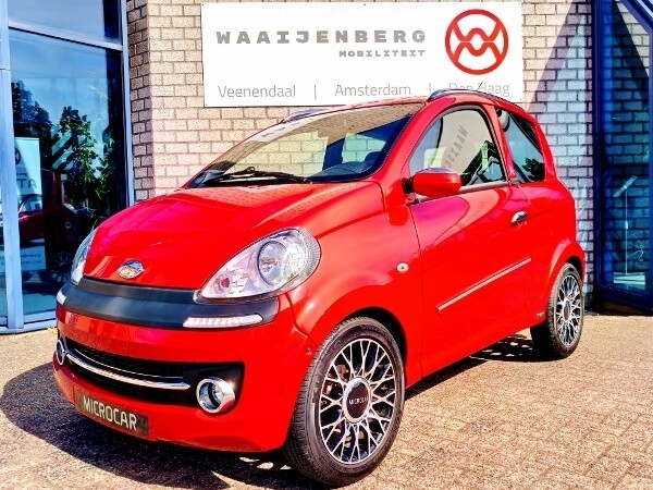 Microcar M.Go2 Paris DCi EPS
