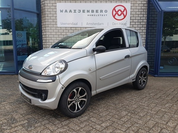 Microcar Mgo2 Silverline Dci Eps