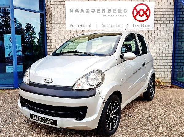 Microcar Mgo S-pack DCI