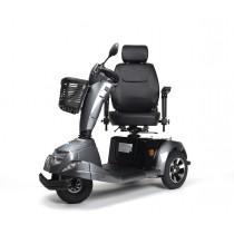 Scootmobiel Carpo 3 Limited antraciet grijs
