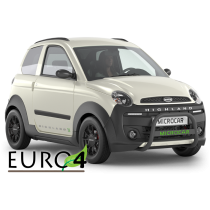 Microcar M.GO 4 Premium Highland X DCI