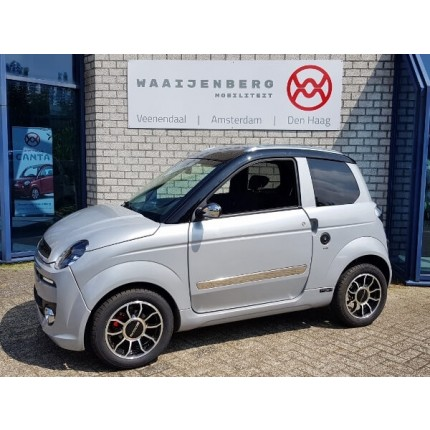 Microcar M.Go 4 Premium Colorline DCI