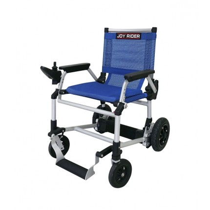Joyrider opvouwbare rolstoel - joystick besturing