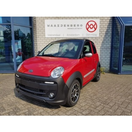 Microcar M.Go3 Highland DCI EPS met airbag