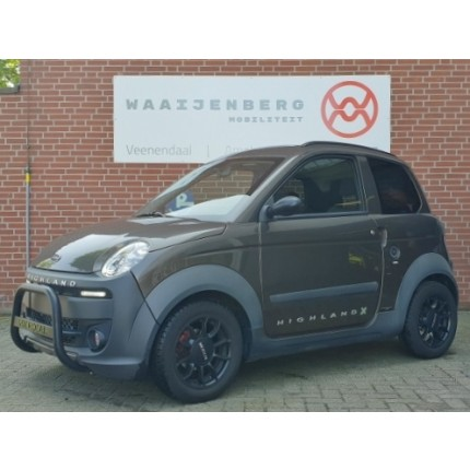 Microcar Highland X DCI EPS met AIRCO!