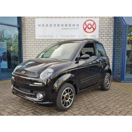 Microcar M.Go4 Premium Zwart
