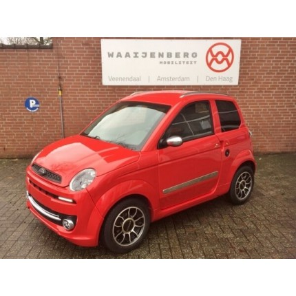 Microcar M.Go Premium DCI EPS Rood (BTW occasion)