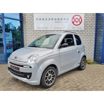 Microcar MGO DCI EPS Silverline