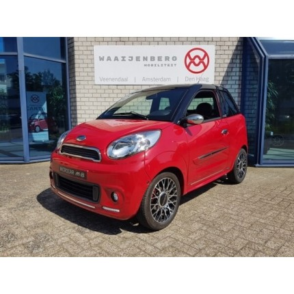 Microcar M8 Premium DCI EPS (Mini look a like)