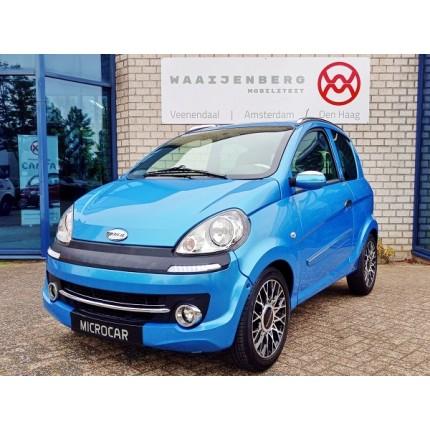 Microcar Mgo Paris DCI blauw
