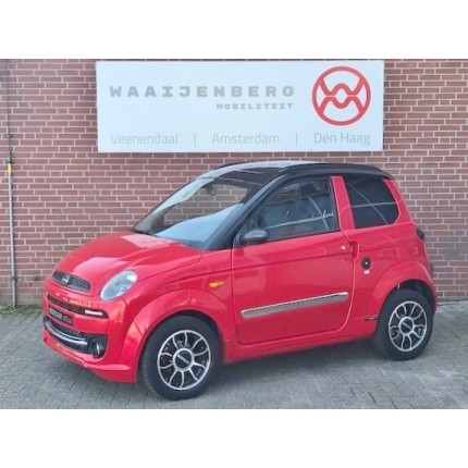 Microcar Mgo 5 Premium DCI EPS (BTW voertuig)