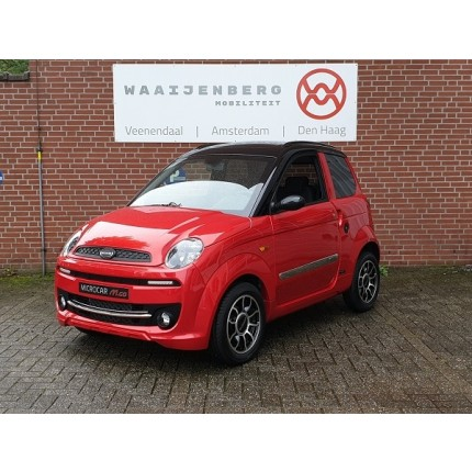 Microcar Mgo Premium colorline DCI EPS