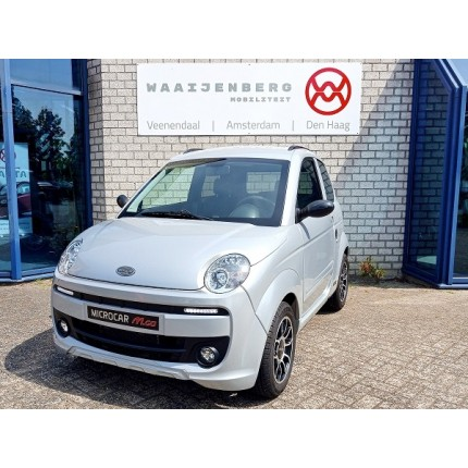 Microcar Mgo Silverline DCI EPS