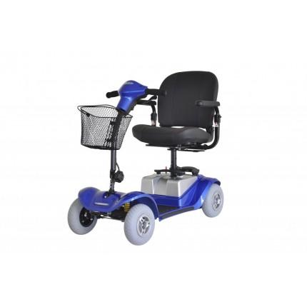 Scootmobiel Kymco Mini LS Comfort Plus (Luchtbanden + rondom vering)