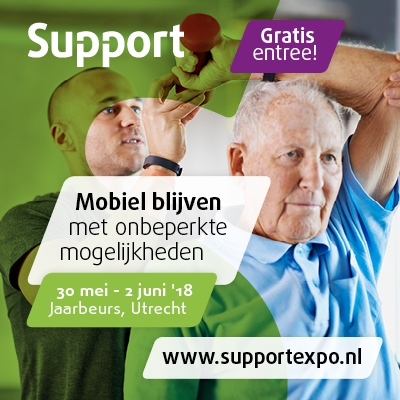 Supportbeurs