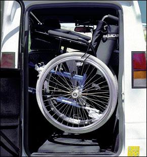 rolstoel lift